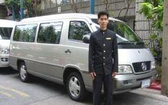バン バンコク市内から空港までの送迎リムジン