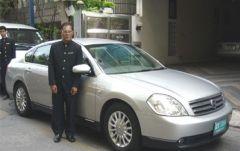 セダン バンコク市内から空港までの送迎リムジン