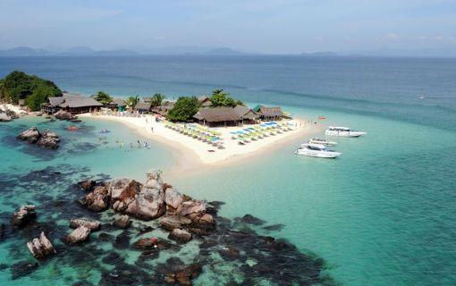タイ在住者限定 カイ島