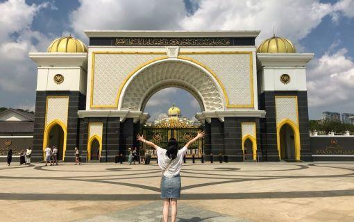 定番観光地が1日で回れる、超人気! クアラルンプール終日ツアー!!