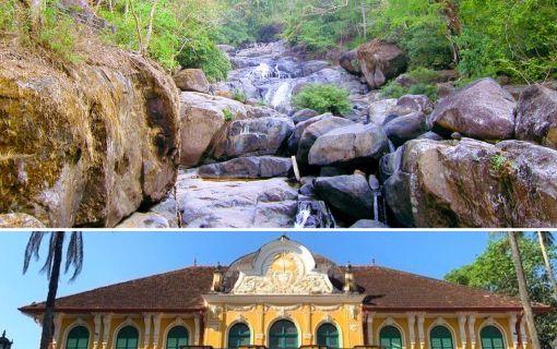 《5名様以上でお好きな日に催行♪》【特価】自然を満喫しよう!アバイブーベ病院と清流の里ナコンナヨックのサリカ滝
