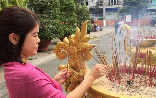 ベーシックプラン (仏教寺院探訪とベトナム精進料理)