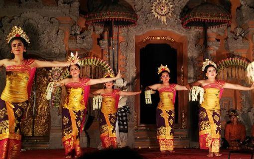 ベーシックプラン(ウブド観光&ウブドでバリ舞踊)