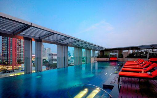 【タイ在住者向け】バンコク マリオット ホテル スクンビット トンロー
