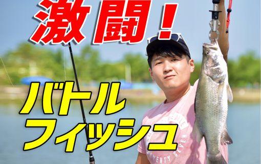 【特価】激闘!バトルフィッシュ!(バンコク発)
