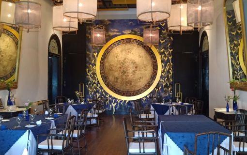 デラックスプラン 邸宅レストランでのセットランチ(ジョージタウン・ストリートウォークと世界遺産を巡るツアー)