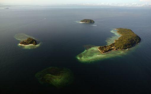 ベーシックプラン(アイランドホッピングツアー!マヌカン島&マムティック島)