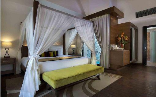 レイクヴィラ(ラグジュアリーホテル バンジャラン ホットスプリング スリトリート 2泊3日宿泊プラン)