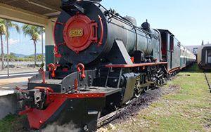 北ボルネオ鉄道-蒸気機関車で行く半日旅行(コタキナバル発)