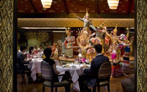 サラリムナーム (タイ古典舞踊ショー, バンコク)