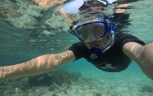 日帰りプラン(ジャカルタから1時間30分!プラウスリブにあるセパ島ツアー)