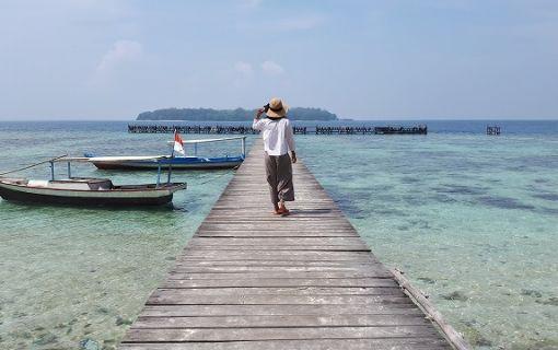1泊2日プラン(ジャカルタから1時間30分!プラウスリブにあるセパ島ツアー)