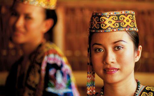 ベーシックプラン サラワク文化村ツアー