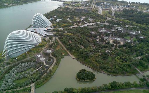 スカイパーク付プラン(午前発!オープントップバスdeシンガポール観光&グッドウッドパークホテルの選べるランチ)