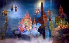 【ゴールデンシート  / 夕食なし】 サイアムニラミット / タイ伝統舞踊ショー (バンコク)