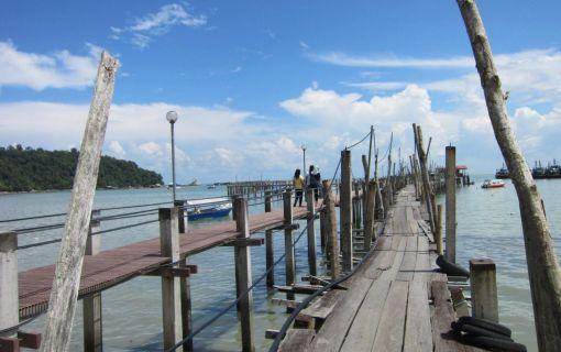 ペナン島ぐるっと周遊観光