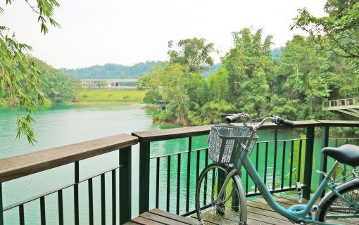 サイクリングプラン(【台中発】台湾八景!日月潭ぐるっとツアー)