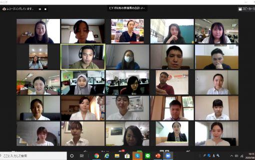 【海外オンライン国際交流】バリ島現地旅行会社でインターンシッププログラム