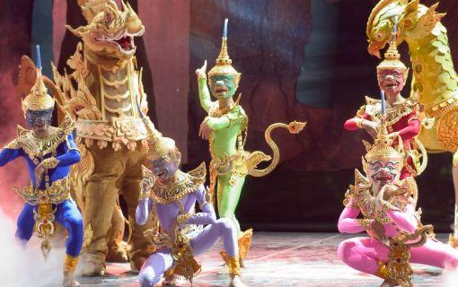 【スタンダードシート / 夕食なし】サイアムニラミット / タイ伝統舞踊ショー(バンコク)